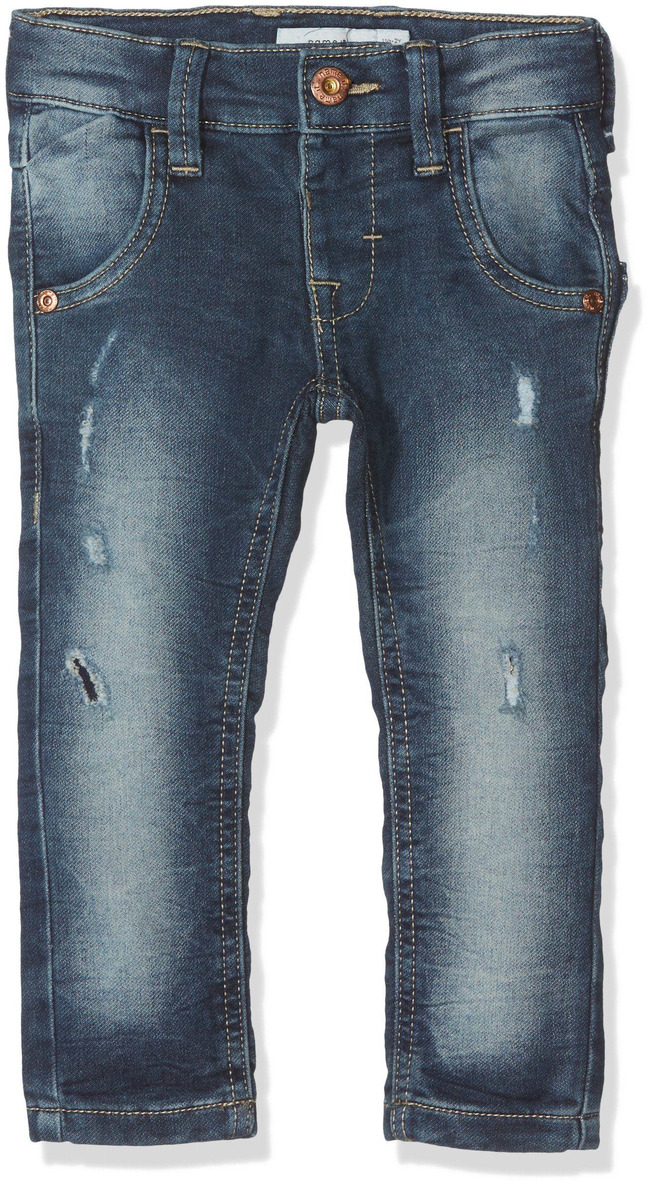 Name It Baby Jungen Nitthorsen Slim Xsl Dnm Pant Nmt Noos Jeans In 2020 Baby Names