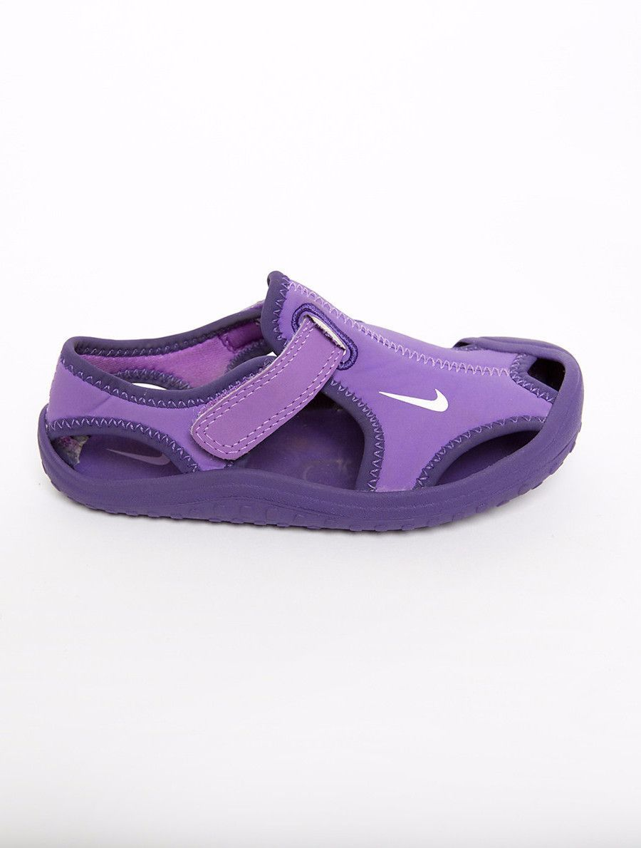 Sandals Girls Sunray Pinterest Nike Shoes Cool Purple Protect RxRfTz