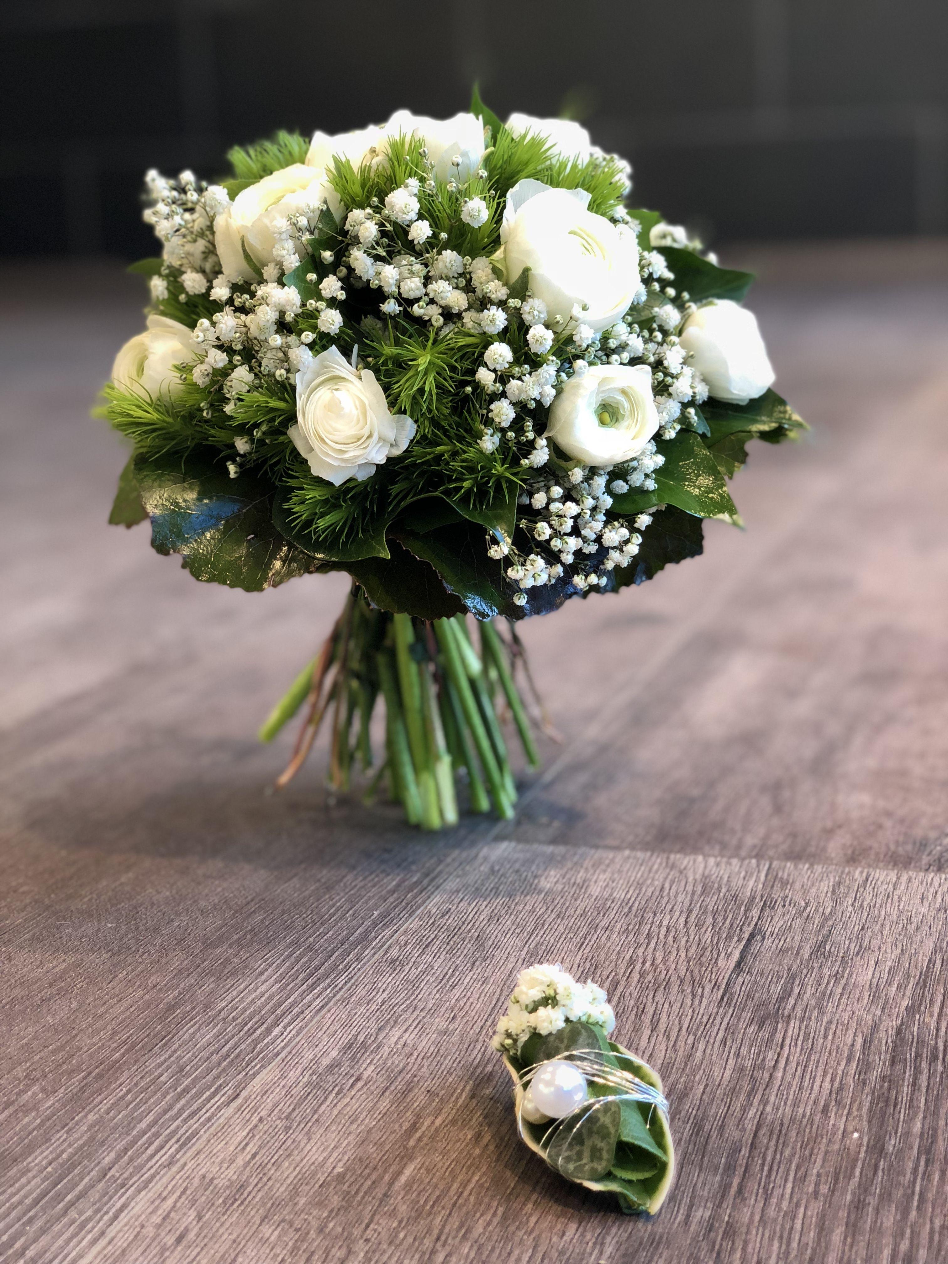 Brautstrauss Herrenanstecker Blumenstrauss Hochzeit Brautstrauss Blumen Hochzeitsblumen