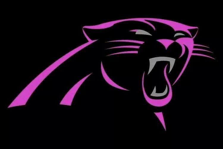 183fb4c266b Carolina Panthers Breast Cancer Awareness month