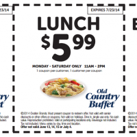 photo relating to Old Country Buffet Printable Coupons Buy One Get One Free identify Help save 20% Aged Region Buffet Coupon codes, printable codes June