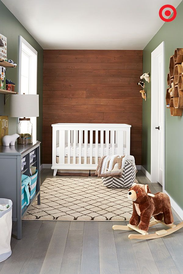 Create A Sweet Woodlands Themed Nursery For Your Little