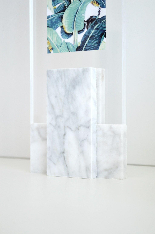 DIY Marble & Plexiglas / Acrylic Picture Frame by Kristina Steinmetz ...