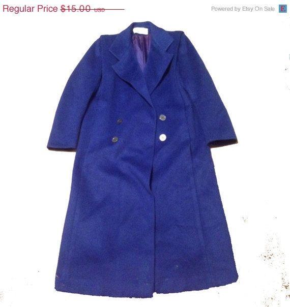 20 OFF SALE size 10 Vintage blazer sweater coat by KddOccessories, $8.00
