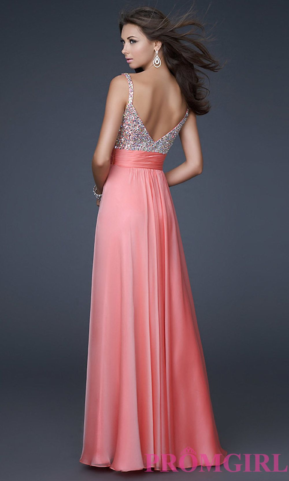image of gorgeous prom dress Back Image | Gala time! | Pinterest ...