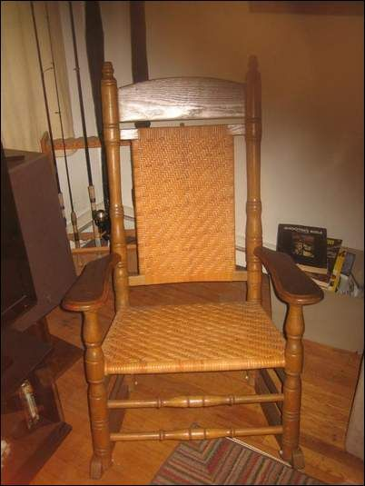 Brumby Rocking Chair My First Mothers Day Present In