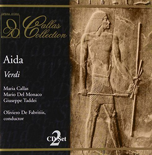 Verdi: Aida-Complete Opera