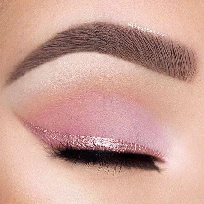 45 Top Rose Gold Makeup Ideas To Look Like A Godde