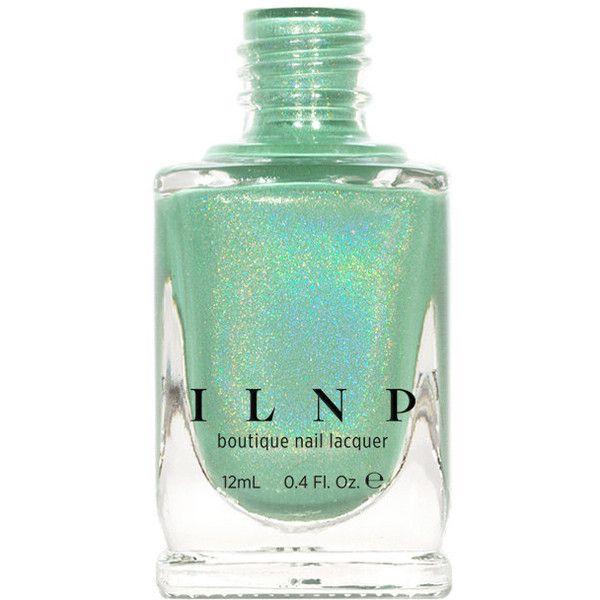 Princeton Refined Mint Green Holographic Nail Polish (£6.97 ...