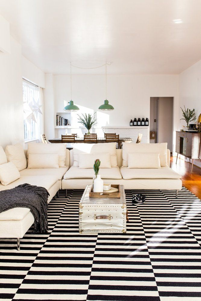 Relaxed, Organic Style Meets Modern Lines | Apartment therapy ...