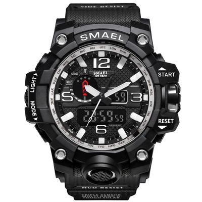 b2cd1e126fc Top Luxury Brand SMAEL Men Sports Watches Men s Camouflage Khaki Quartz  Clock Man Army Military Wrist Watch Relogio Masculino