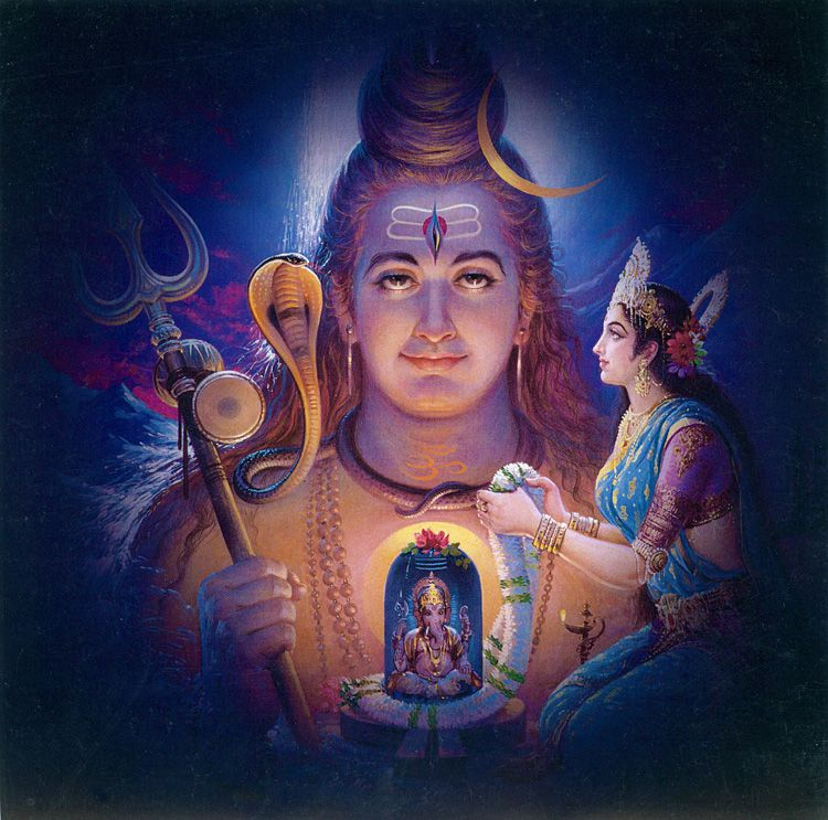 Essay on Shiva (2226 Words)