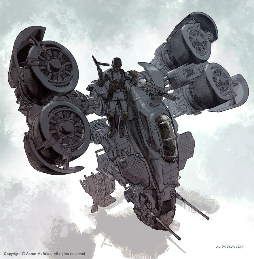 tóraidhe.Drone inspitation. Quad engine very cool.