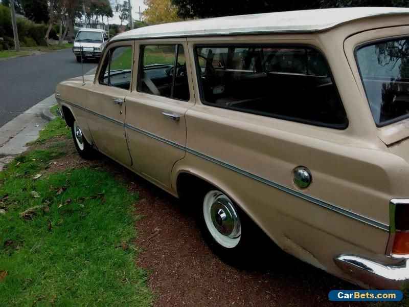 Car For Sale Holden Eh 1964 Station Wagon Special