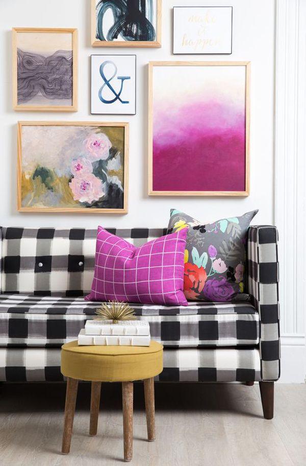 Mimosa Lane: (Buffalo) Check It Twice | D E T A I L S | Pinterest ...
