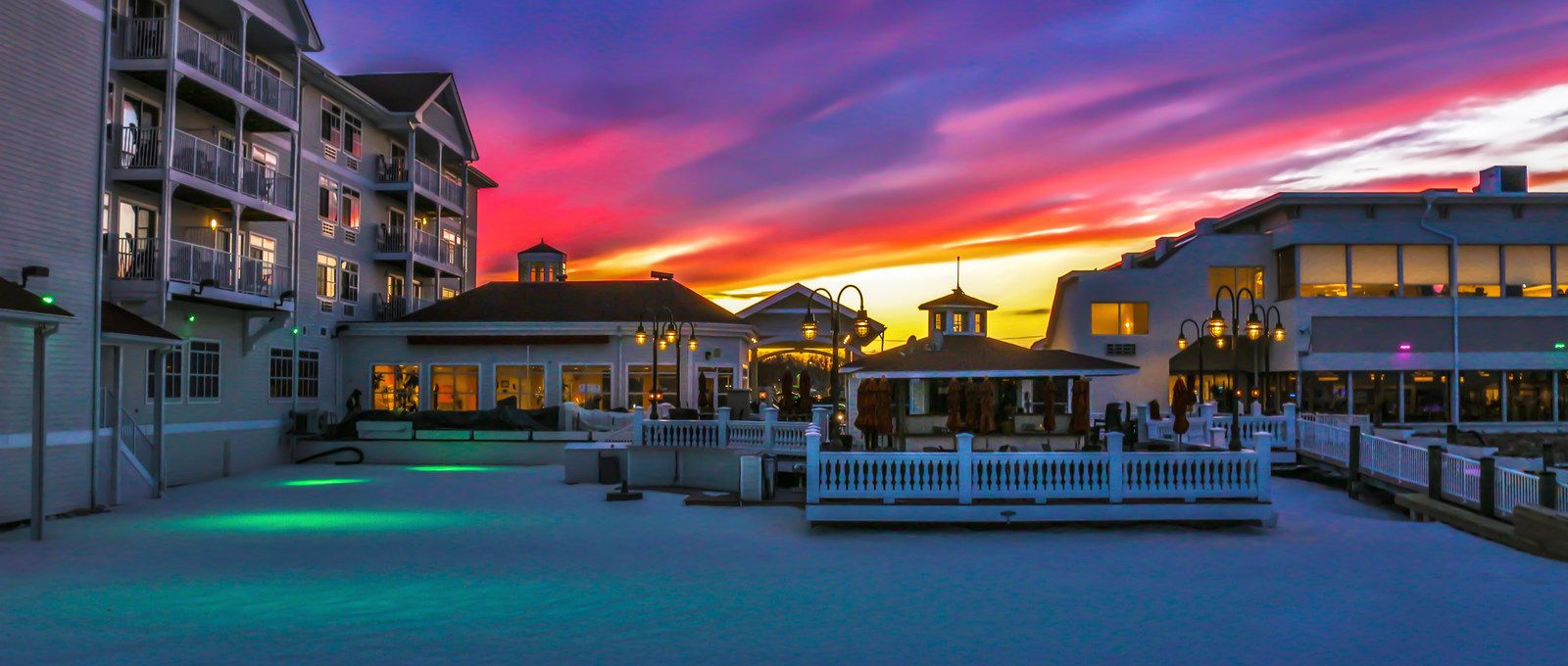 Chesapeake Bay Hotels Beach Resort Spa Stay Overnight Spring Summer