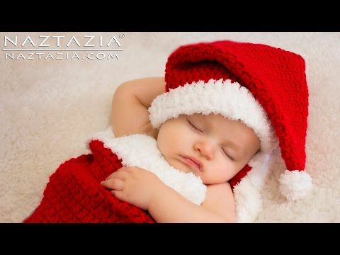 Can we hear that big Awwwwww! now  The baby Santa hat and baby cocoon baby  bunting patterns are just about the cutest 8ef1a15770bf