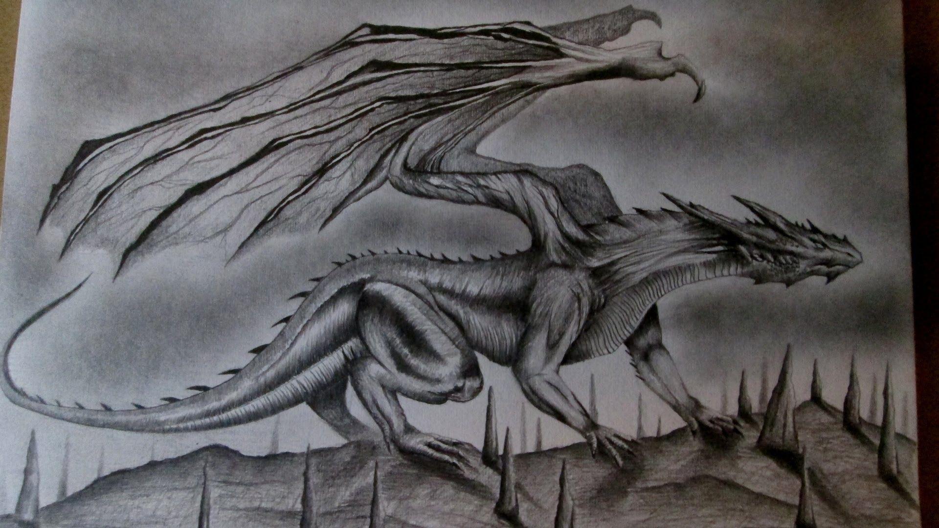 Pin De Carlos De Andra C S En Dragons Dibujos Dragones Animales Dibujados A Lapiz