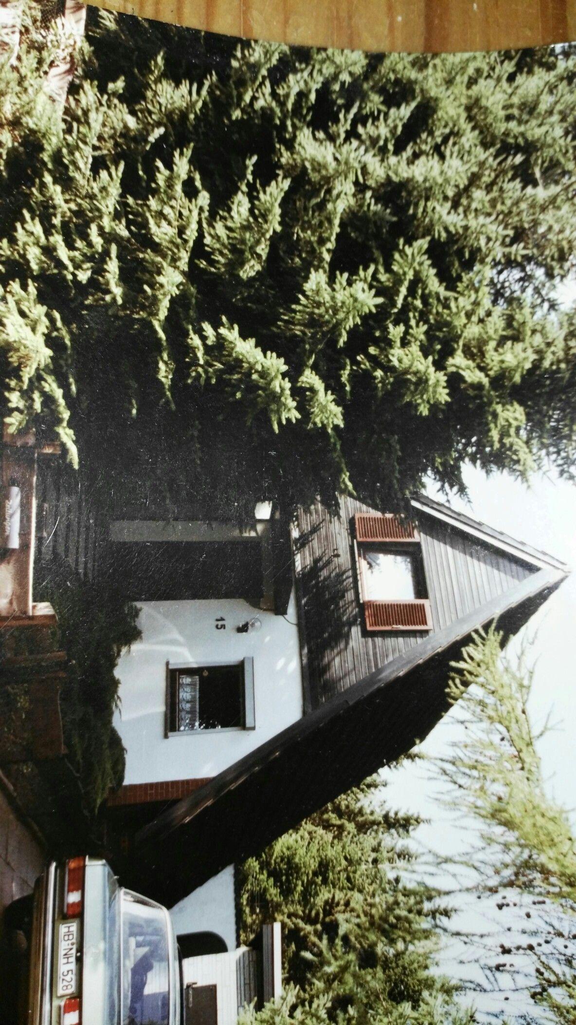 früher | Nurdachhaus | Pinterest