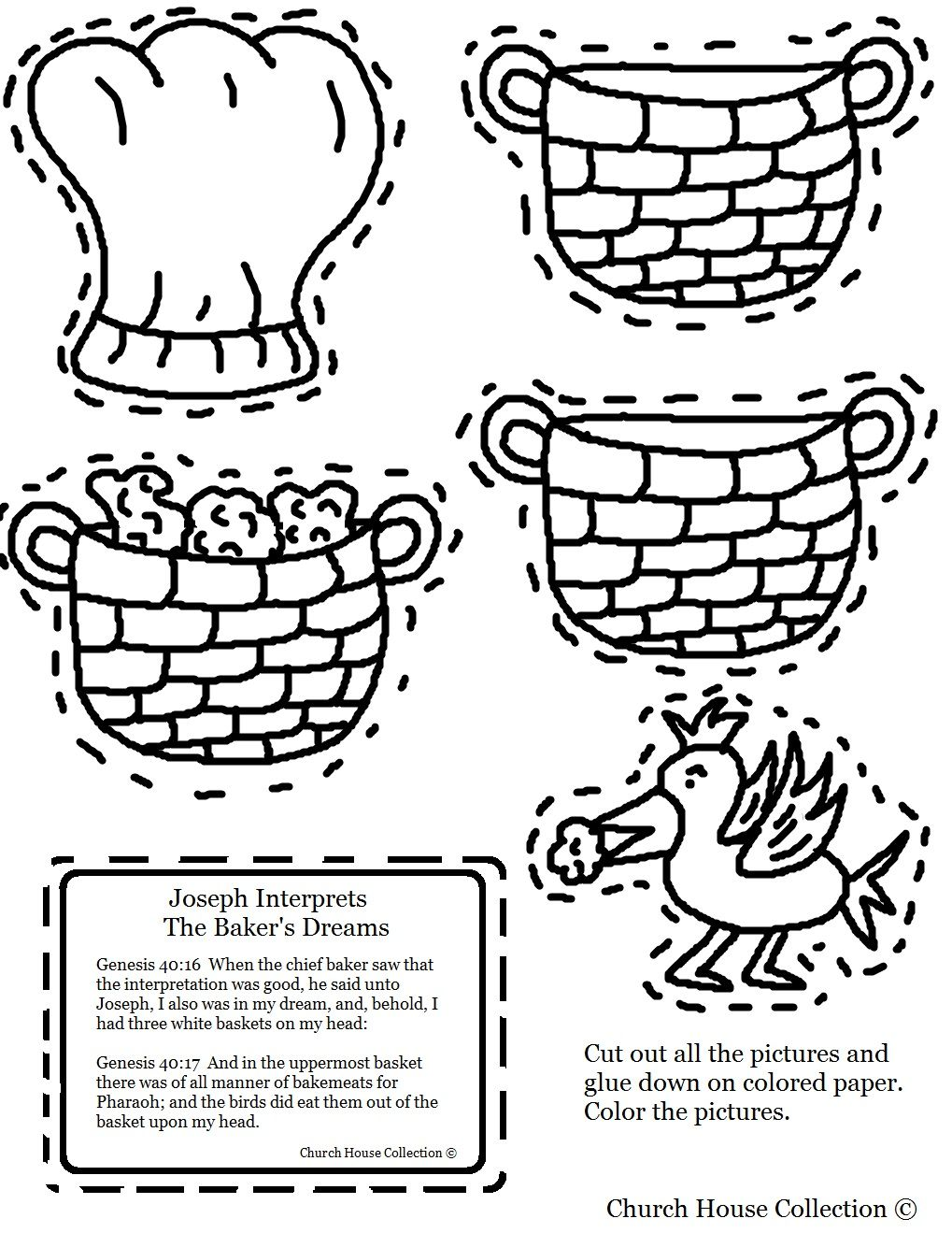 The Cupbearer And Baker