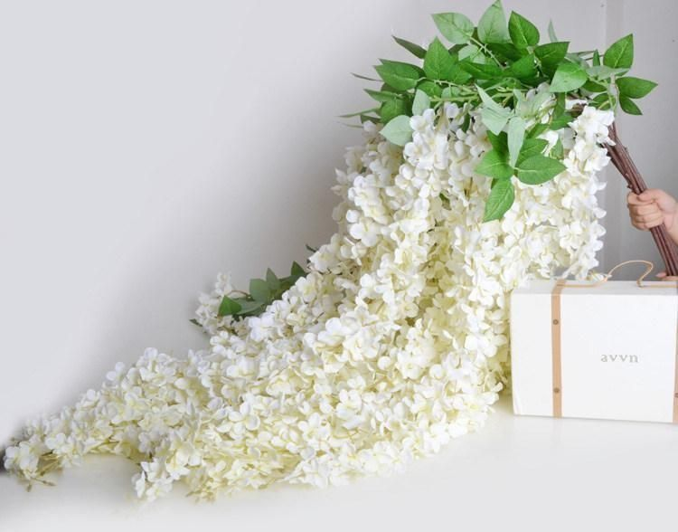 Wholesale Decorative Flowers & Wreaths At $8.71, Get 1.6 Meter Long ...