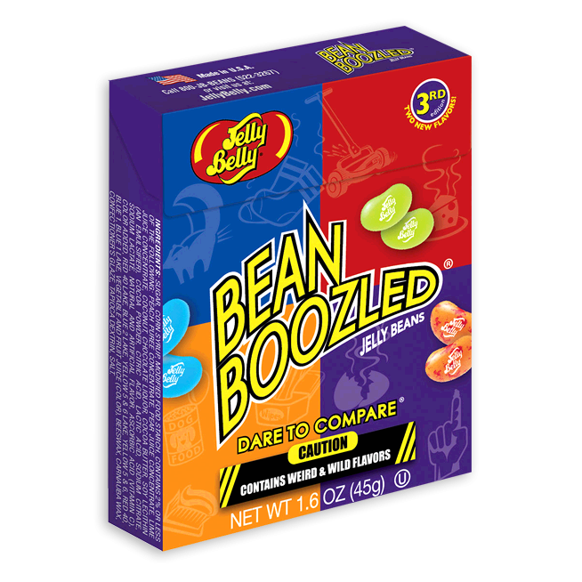 Jelly Belly Bean Boozled Jelly Belly Beans Jelly Belly Bean Boozled Bean Boozled