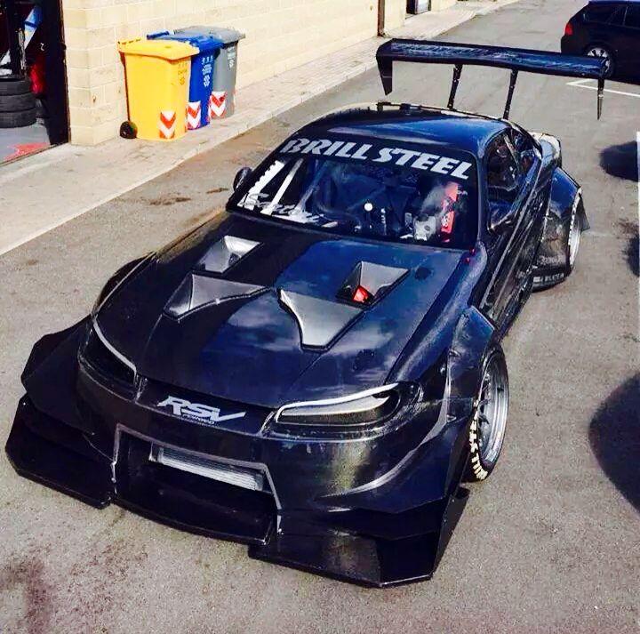 Brill Steel Nissan Silvia S15