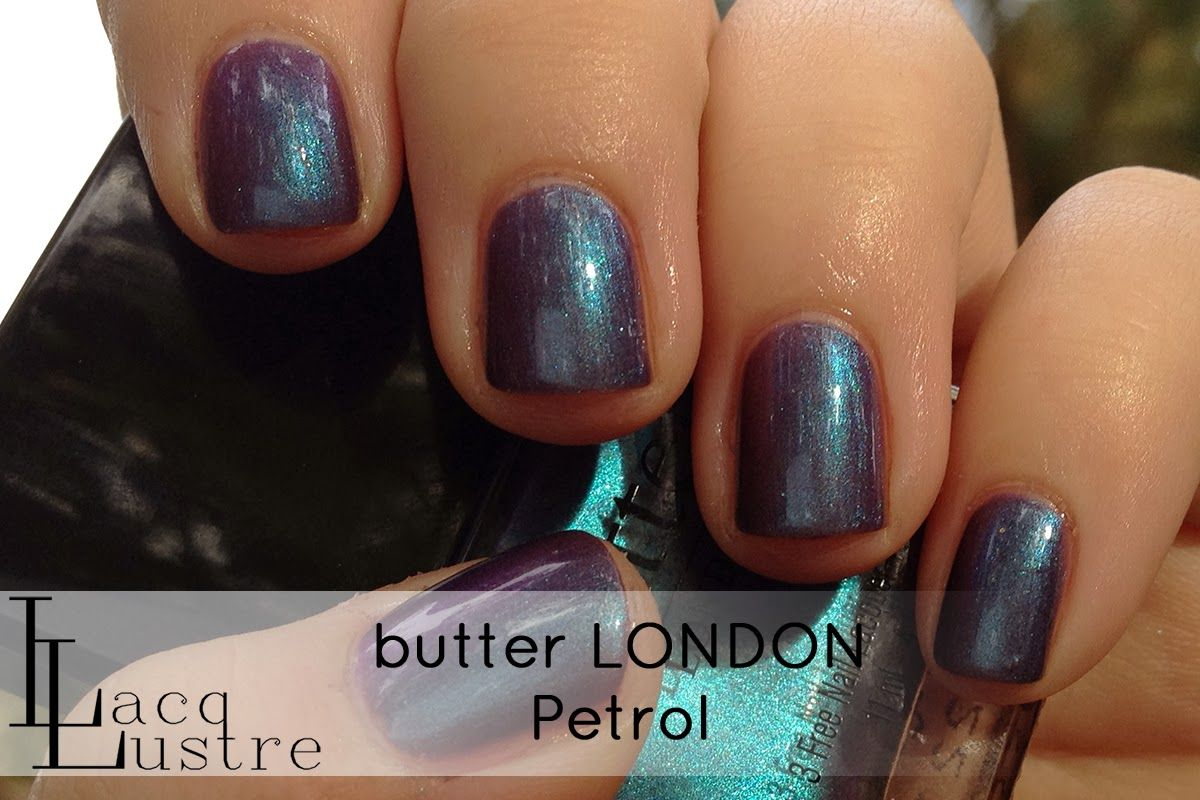 Butter London - Petrol mini