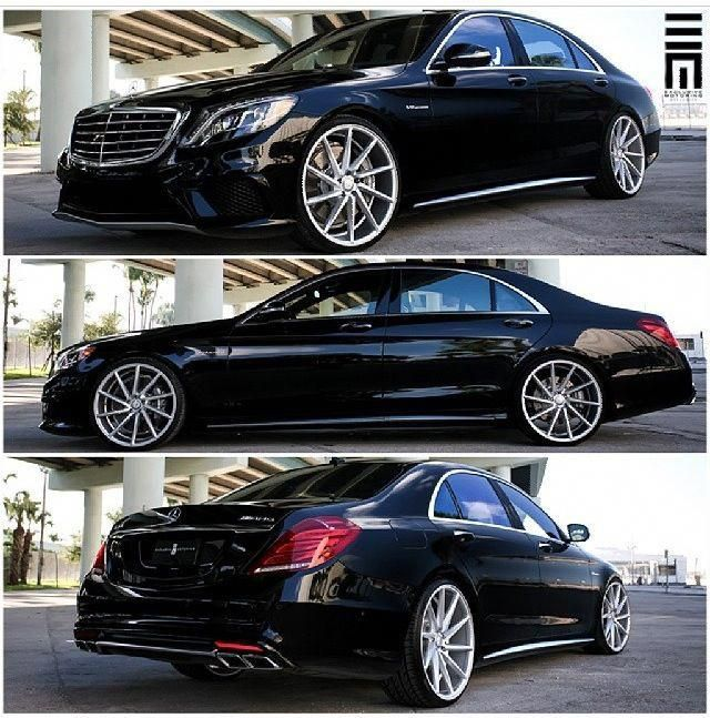 Mercedes Benz S-class: Absolutely Gorgeous