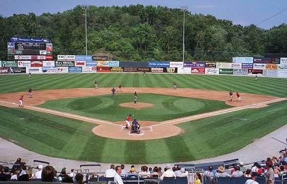 Skylands Park Former Home Of The New Jersey Cardinals St Louis Cardinals A Short Season Augusta Minor League Baseball College Baseball Baseball Field