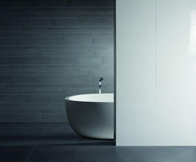 Badkamer Tegels Grijs : Bad badkamer stijlvol badkamer bad badkamer en