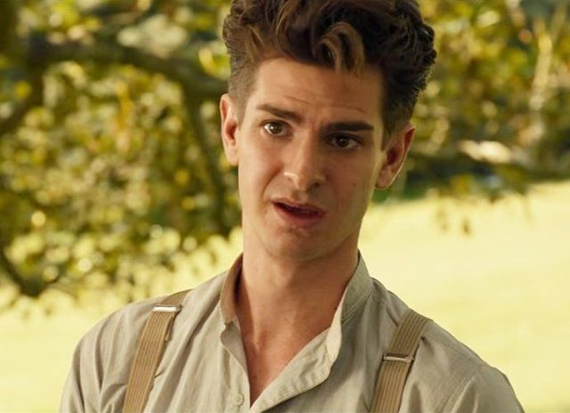 The Best Actor Race Was Looking Like Only One Winner Was Going To Come About But Another Whic Andrew Garfield Andrew Garfield Spiderman Andrew Garfield Haircut