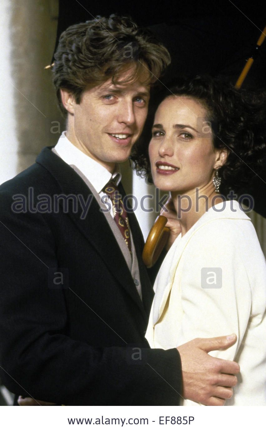 Find This Pin And More On Four Weddings A Funeral 1994 By Circularl