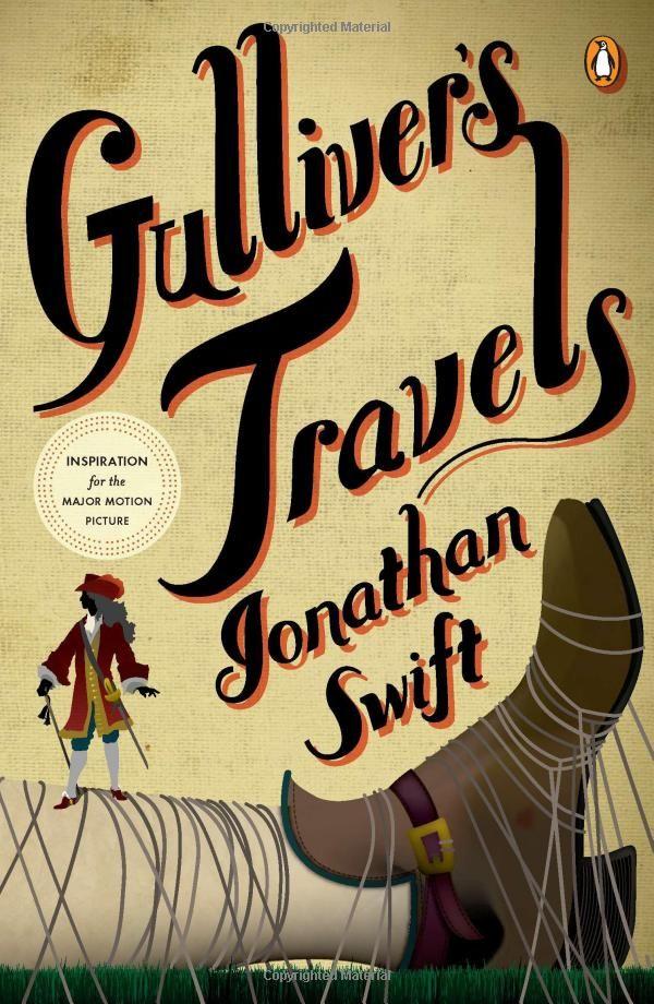 Gulliver's Travels- Jonathan Swift