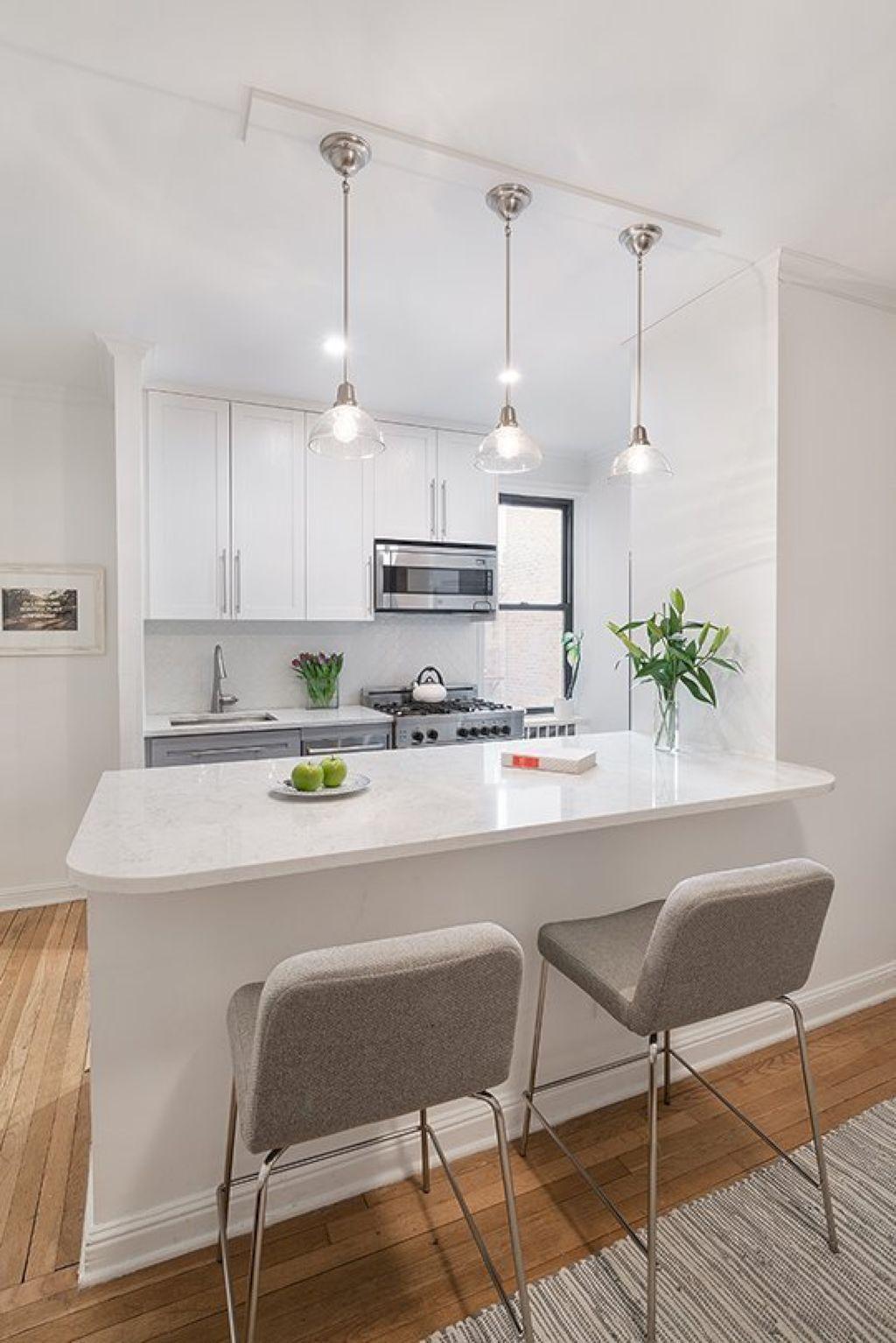 41 Small Apartment Kitchen Ideas | Cocinas y Plantas