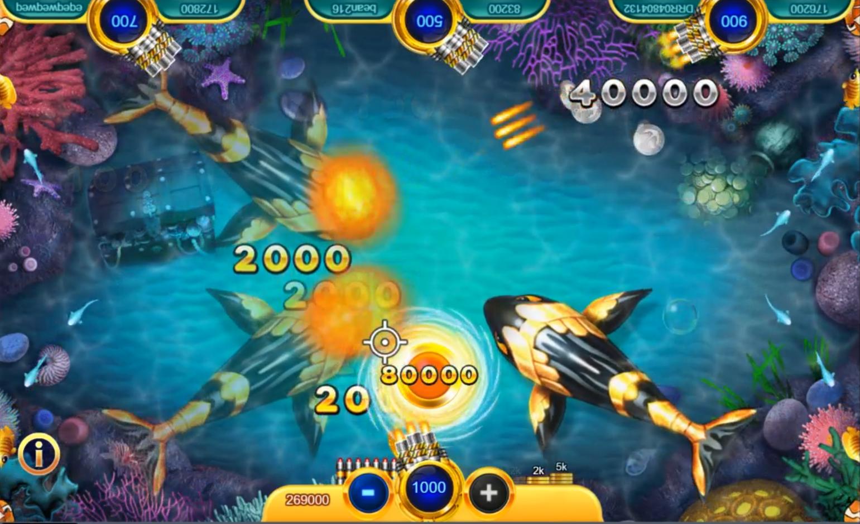 เกมส์ยิงปลา เกมส์เดิมพันคลายเครียดที่ทำเงินได้ | เกม, เงิน