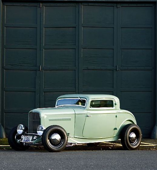 Hot Rods, Rat Rods & Customs