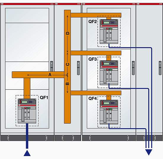 Example On How To Design A Low Voltage Switchboard Con Imagenes Electricidad Industrial Electricidad Instalacion Electrica