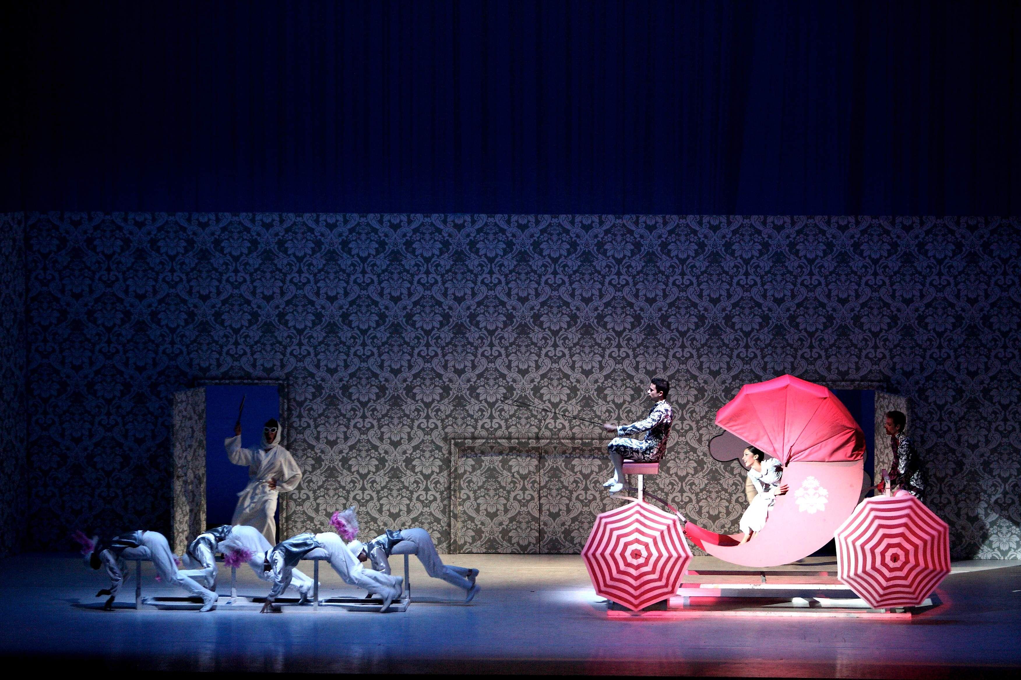Cinderella Balletto di Milano  Teatro Carlo Felice