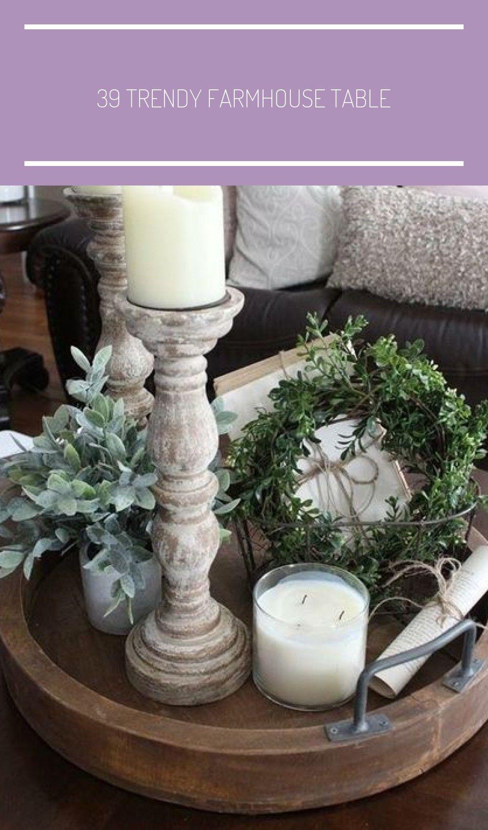 Farmhouse Kitchen Table Decor Centerpieces Center Pieces
