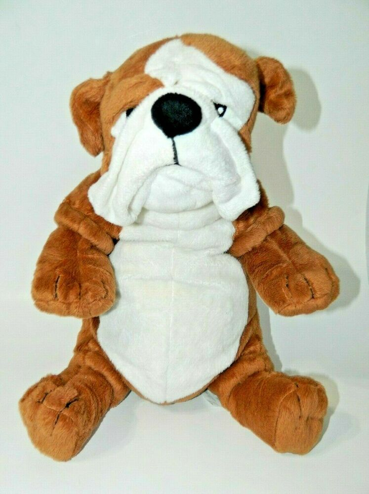 Ikea Plush Gosig English Bulldog 15 75 Plush Stuffed Soft Lovey