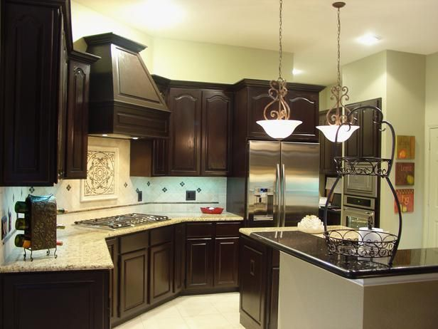 Pictures Of Small Kitchen Design Ideas From  Hgtv Traditional Classy Garden Kitchen Design Design Inspiration