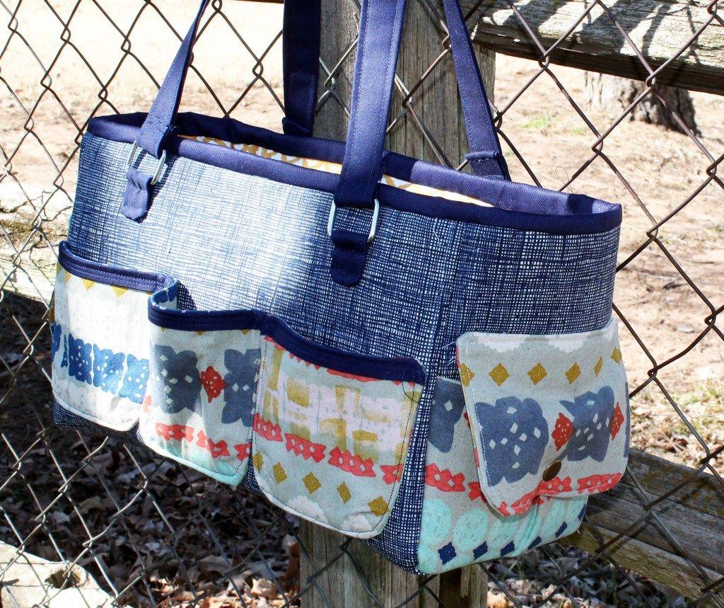 FREE Oslo Craft Bag pattern Bag patterns to sew, Diy