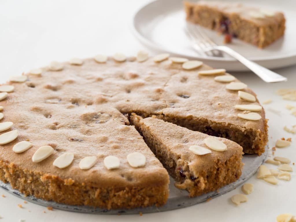 Keto Almond Cake Recipe (With images) Almond recipes
