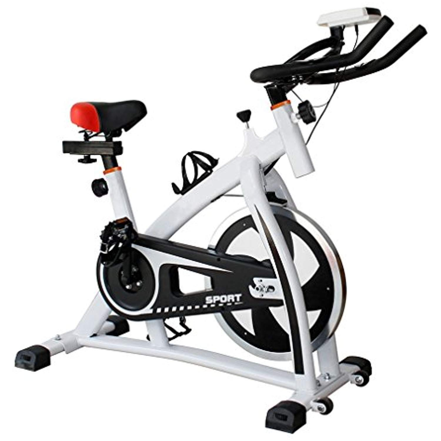 Nexttechnology Exercise Bike Stationary Bicycle Home Fitness Gym
