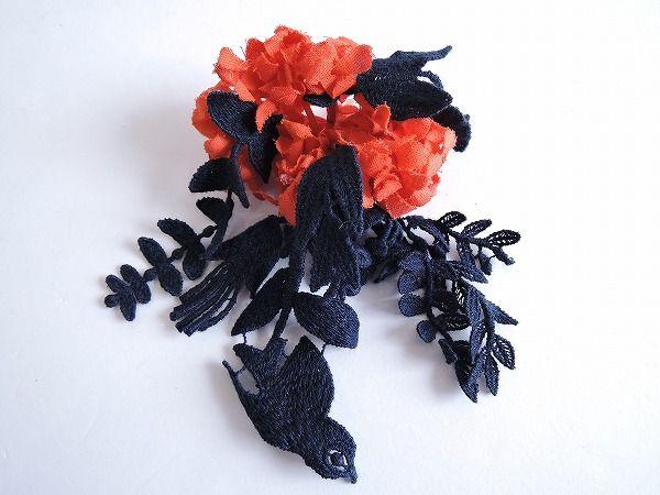 verkkokauppa alennuksessa vapaa ajan kenkiä ミナペルホネン mina perhonen forest parade 刺繍ブローチ ...