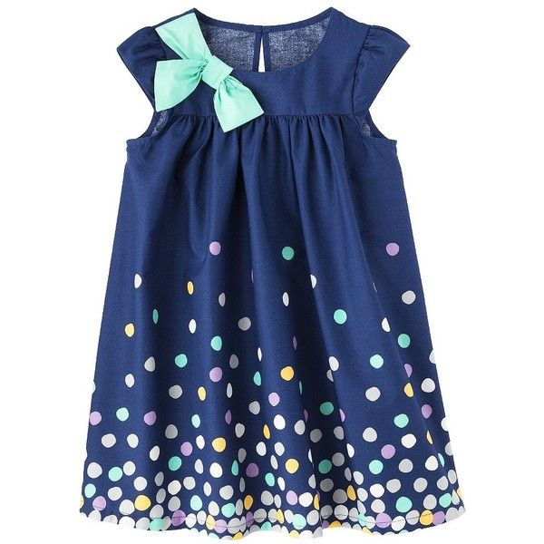 Cherokee Infant Toddler Girls A Line Dress 12 Liked On