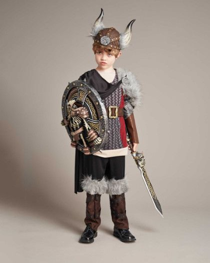 Vikings Costumes For Kids