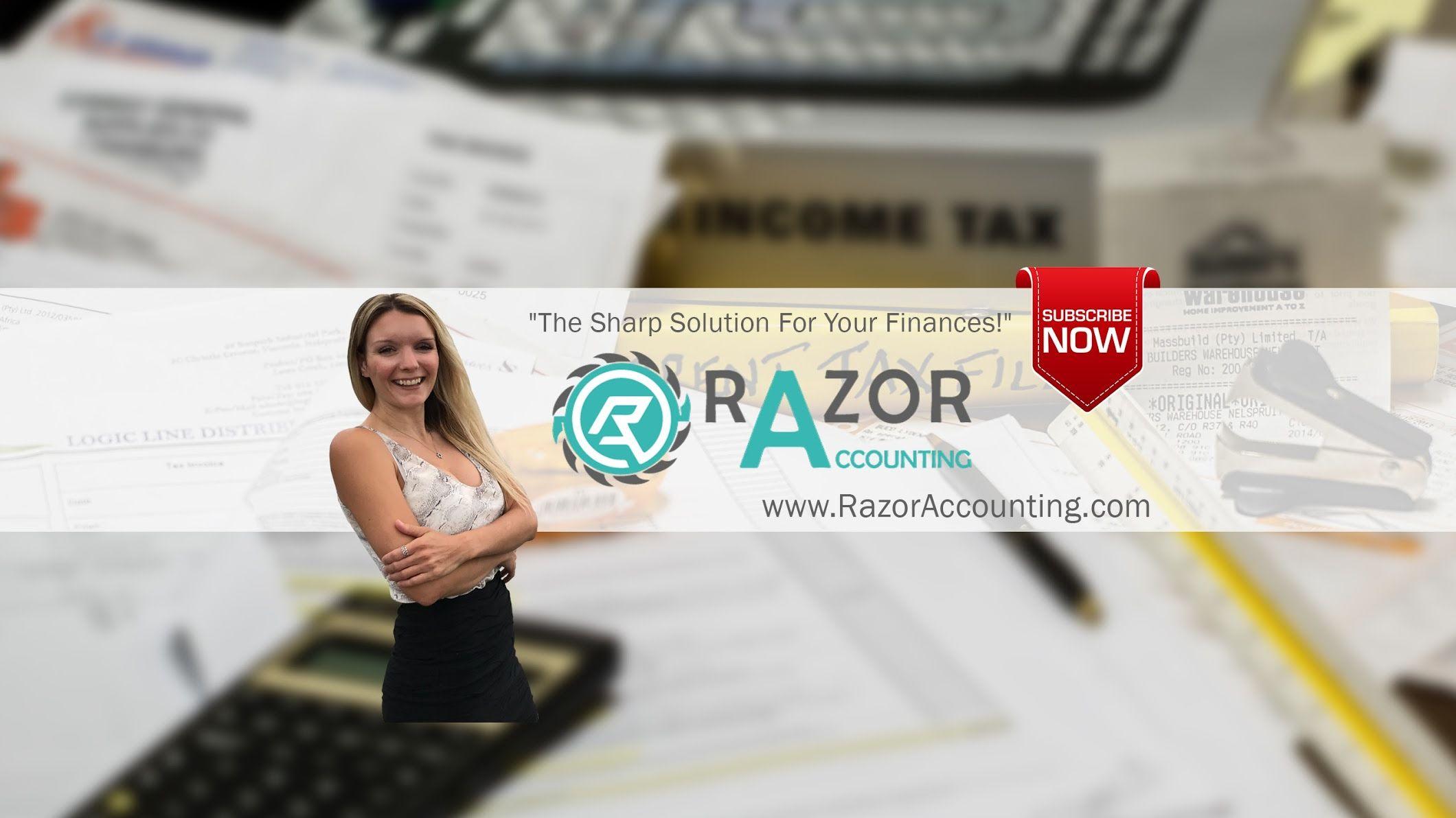 (321) Razor Accounting YouTube Accounting, Finance