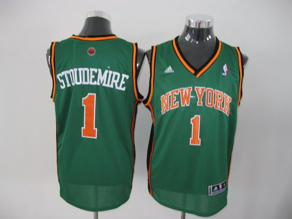 Knicks  1 Amare Stoudemire Green Embroidered NBA Jersey! Only  20.50 ... 4c937591c